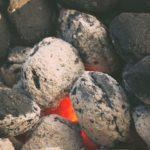 Image of hot coals