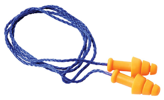 Image of earplugs