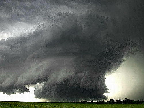 Tornado Image from Flickr by Ignis