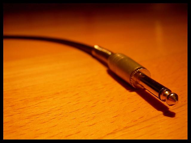 Image of an unplugged plug