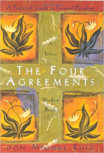 "Image of ""The Four Agreements"" book cover"