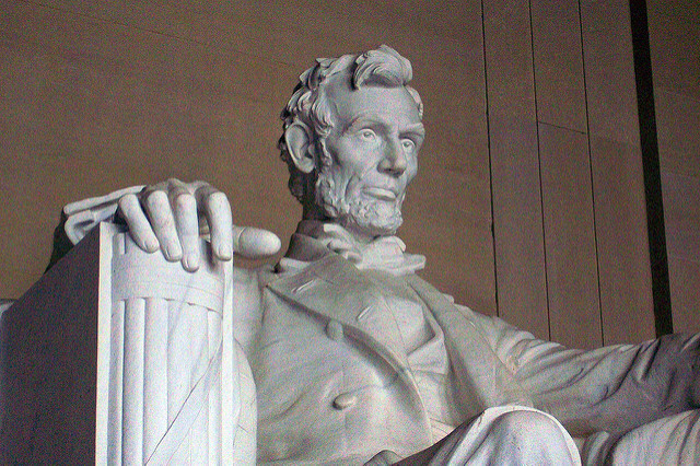 Image of Lincoln Memorial