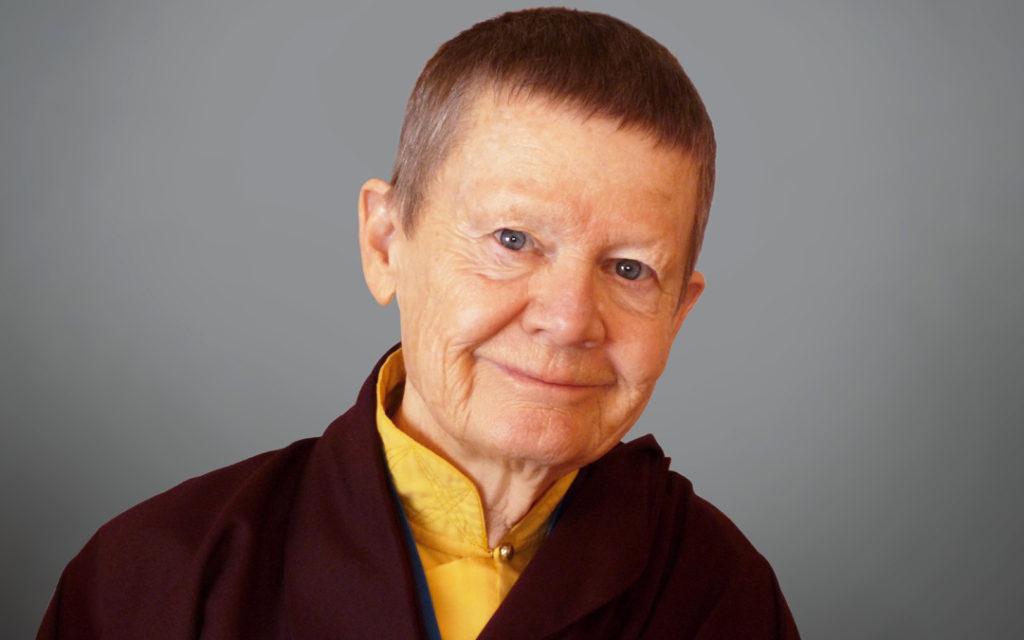 Image of Pema Chödrön