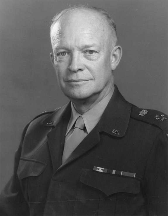Image of Dwight D. Eisenhower