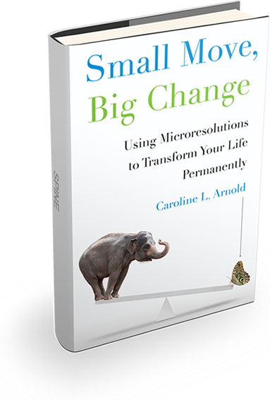 "Image of ""Small Move, Big Change"" book Cover"