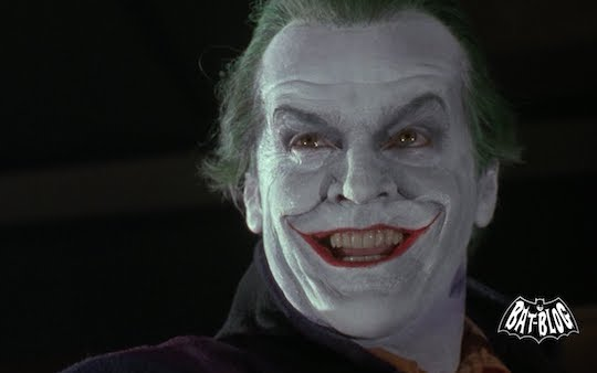 Image of The Joker from Batman