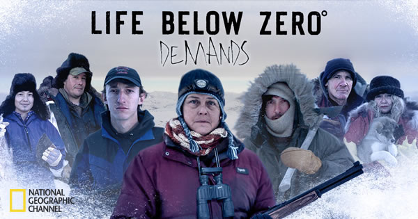 Image of Life Below Zero screen