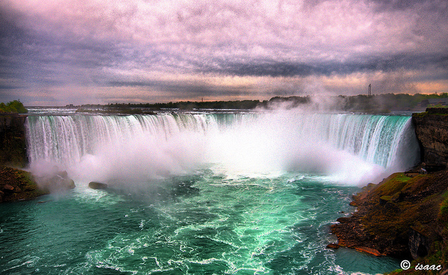 Image of Horseshoe Falls at Niagara