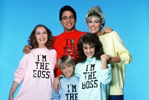 "Image of cast of ""Who's the Boss?"""