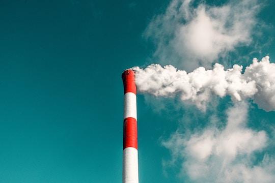 Image of a smoke stack