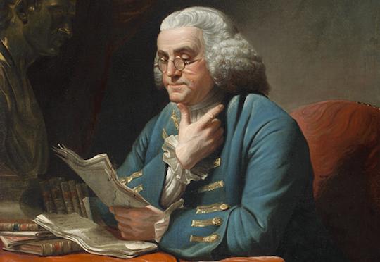 Image of Ben Franklin