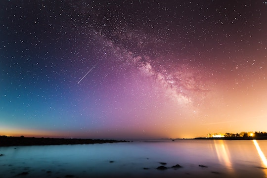 Image of a starry sky