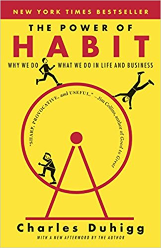 image of The Power of Habit Book Cover