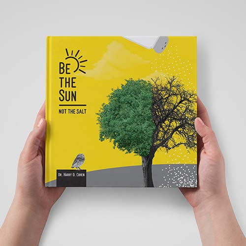 Image of the book Be the Sun not the Salt